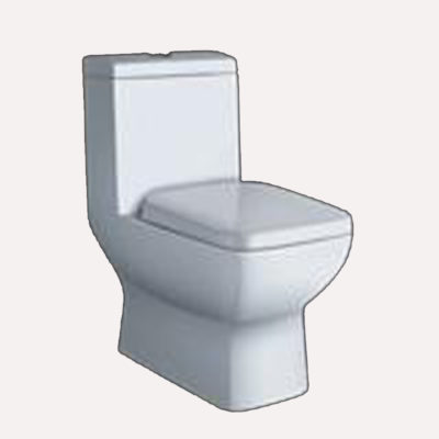 Otto 7022 One Piece Toilet Bacera