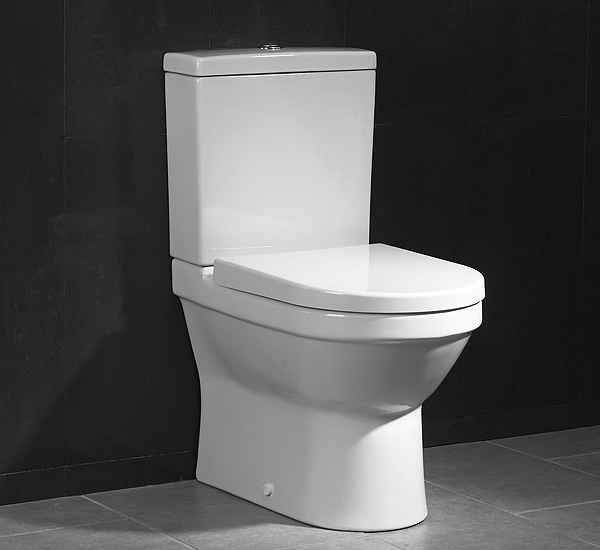 Vitra s50 close coupled toilet bowl bacera
