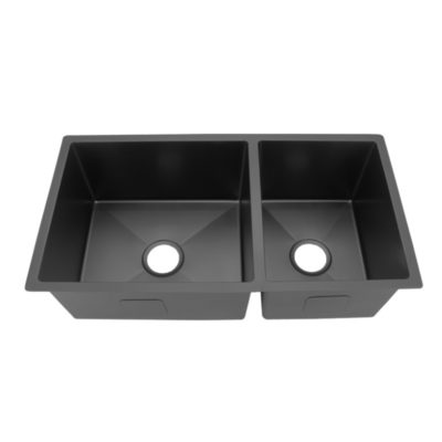FSD-22335-Nano-Black-Stainless-Steel-Sink