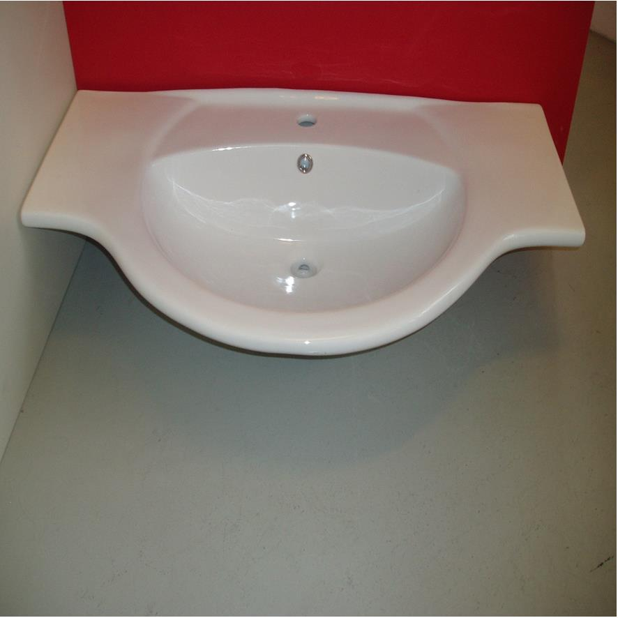 Wall Mounted Washbasin : ... Ceramic Basins / wall mounted basin / C06W-wall-mounted-ceramic-basin