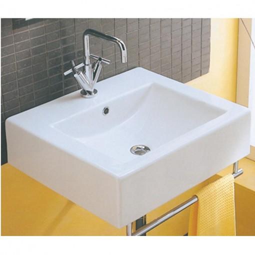 ... Ceramic Basins / wall mounted basin / E11W-wall-mounted-ceramic-basin