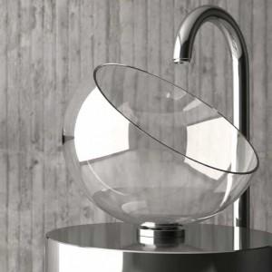 Glass-basins
