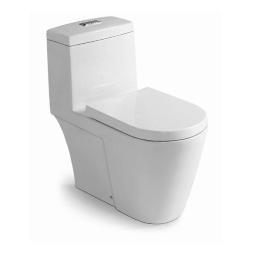 HF One Piece Toilet