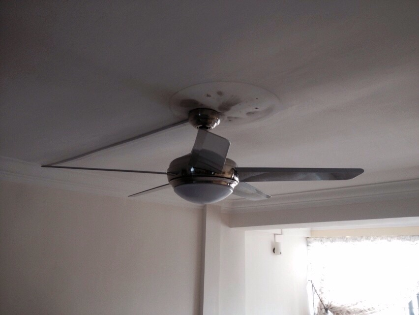 Fanco Ceiling Fan Installation Aroma and Breeze