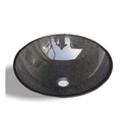 420B-transparent-black-glass-basin