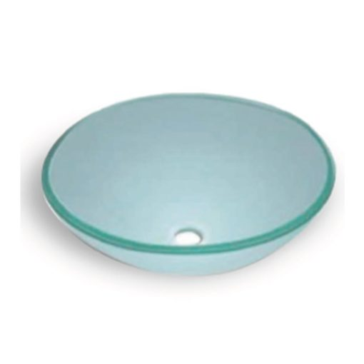 420FW-frosted-white-glass-basin