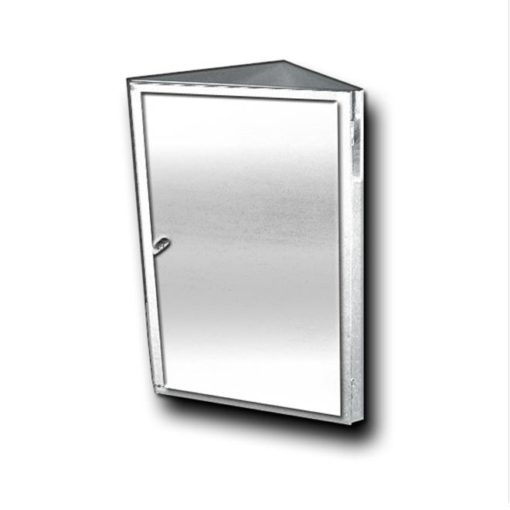 FMC  STAINLESS STEEL MIRROR CABINET