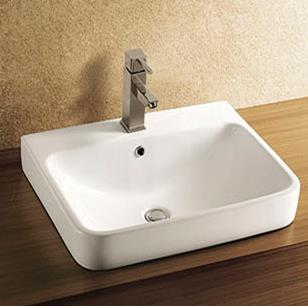 LT4025-semi-recess-ceramic-basin