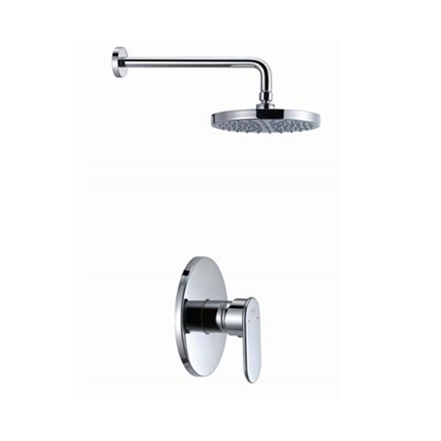 Home faucet selene sen909 concealed shower mixer