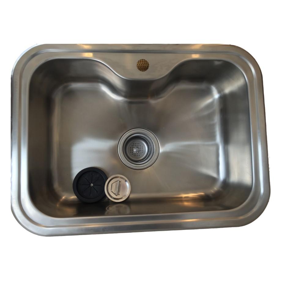 Kitchen Sinks Stainless Steel : Kitchen / kitchen-sink / stainless steel sink / LAVI668510-stainless ...