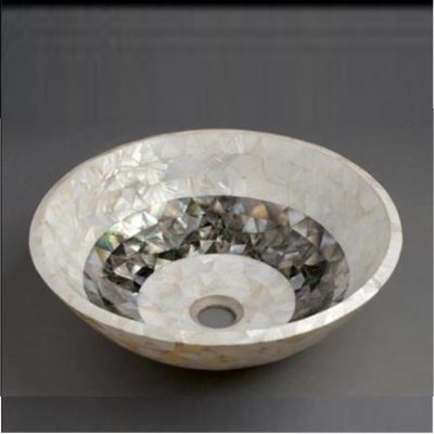 VIH001-Mother-of-Pearl-Bathroom-Basin