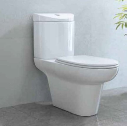 Claytan Leo Close Coupled Water Closet Wc4511 Bacera