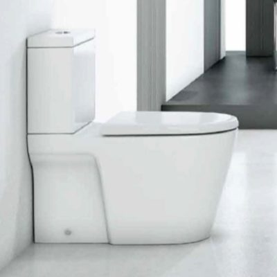 Claytan Venus Close Couple Water Closet WC