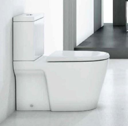 Claytan Venus Close Couple Water Closet WC