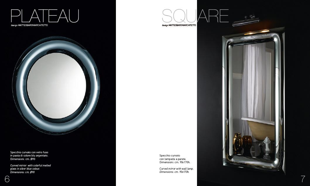 Ferrara Designer Mirrors