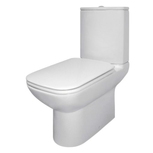 Kale BABEL Back to wall close coupled water closet
