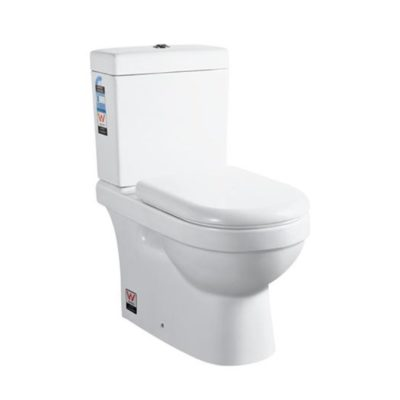 WC Close Coupled Water Closet