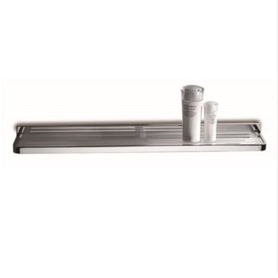 WT FROSTED GLASS SHELF