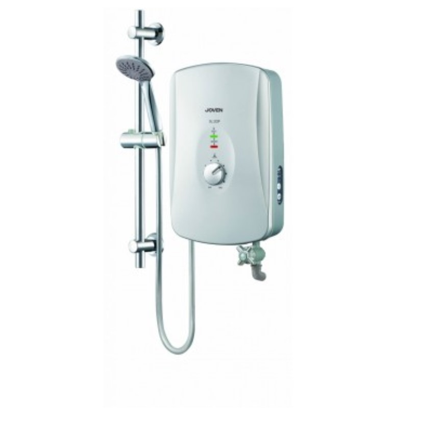 Joven sl30 instant water heater silver bacera - Shower water heater ...
