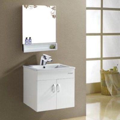 CAB-9050-WT-PVC-Basin-Cabinet-White