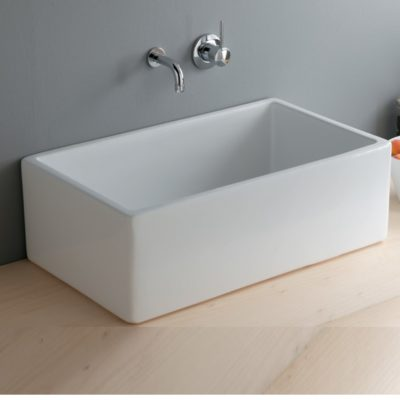 Stella Fireclay Farmhouse Kitchen Sink
