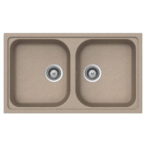 Schock-Lithos-N200-Terra-Kitchen-Sink