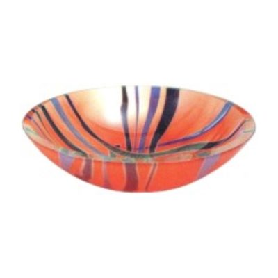 HG-CBA15F-C1-Orange-Glass-Basin