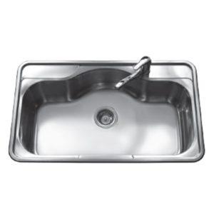 Rubine-JAX610-85-Kitchen-Sink