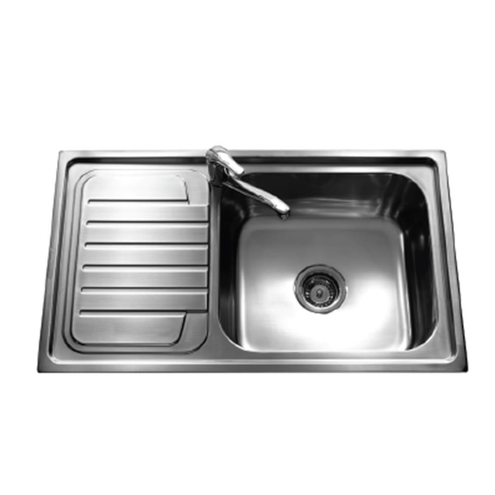 Rubine Jux811 Kitchen Sink Bacera