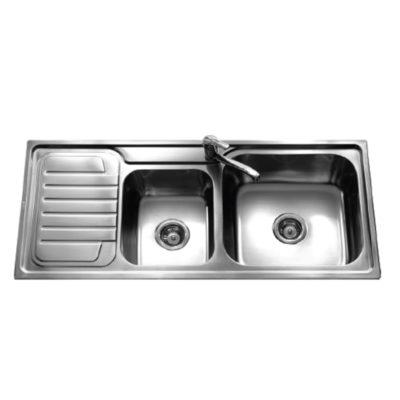 Rubine JUX Kitchen Sink