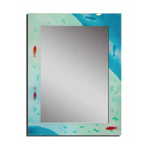 D Bathroom Mirror