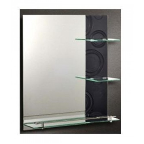 MR-170-BK-Bathroom-Mirror-with-Shelves