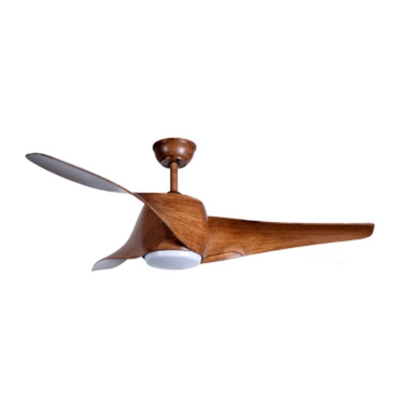 Acorn ac308 futuriste ceiling fan acrylic blades with wooden effect acorn ac308 futuriste ceiling fan acrylic blades with aloadofball Images