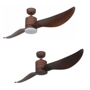 Fanztec-FT-TWS-1-Rosewood-2-Blades-Fan