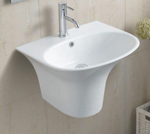 5100B-Wall-Mounted-Ceramic-Basin