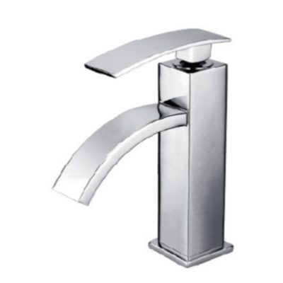 Arino-T-8718-Basin-Mixer-with-Cascading-Spout