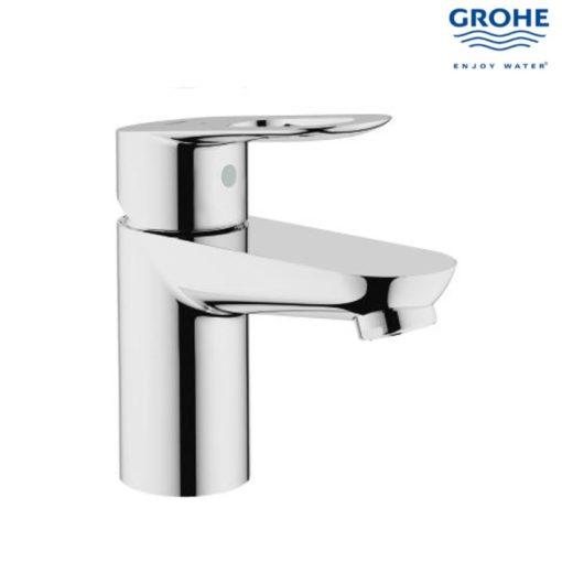 grohe-32857000-bauloop-basin-pillar-tap