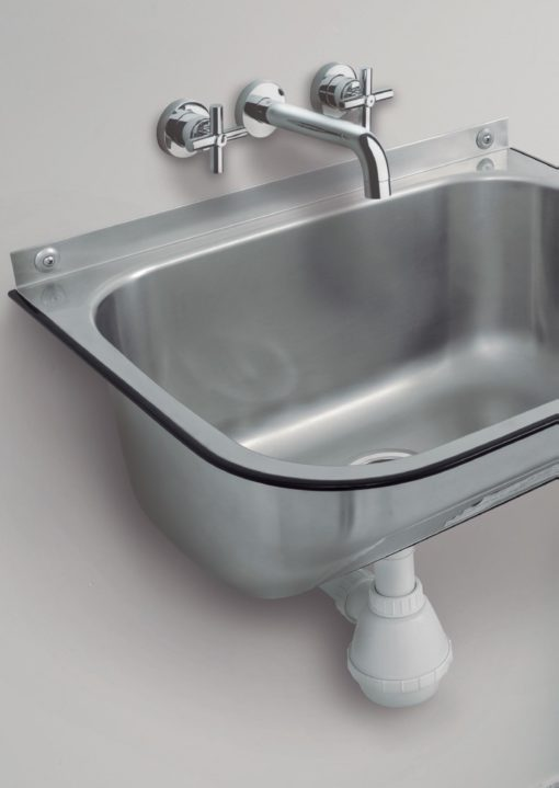 Tramontina Laundry sink with wash board
