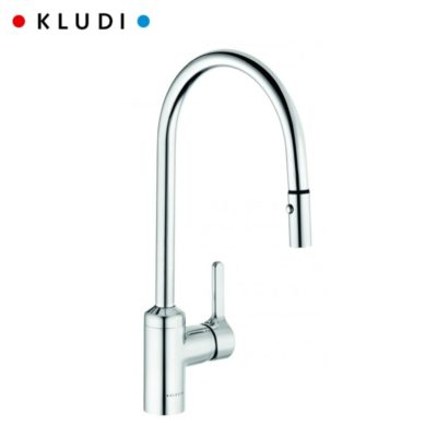 kludi-42851-bingo-star-kitchen-sink-mixer-with-pull-out-shower
