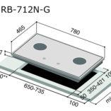 rinnai-rb-712n-g-glass-cooker-hob-specs