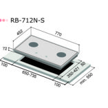 rinnai-rb-712n-s-stainless-steel-cooker-hob-specs