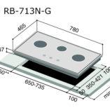 rinnai-rb-713n-g-glass-cooker-hob-specs
