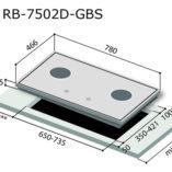 rinnai-rb-7502d-gbsm-glass-cooker-hob-specs