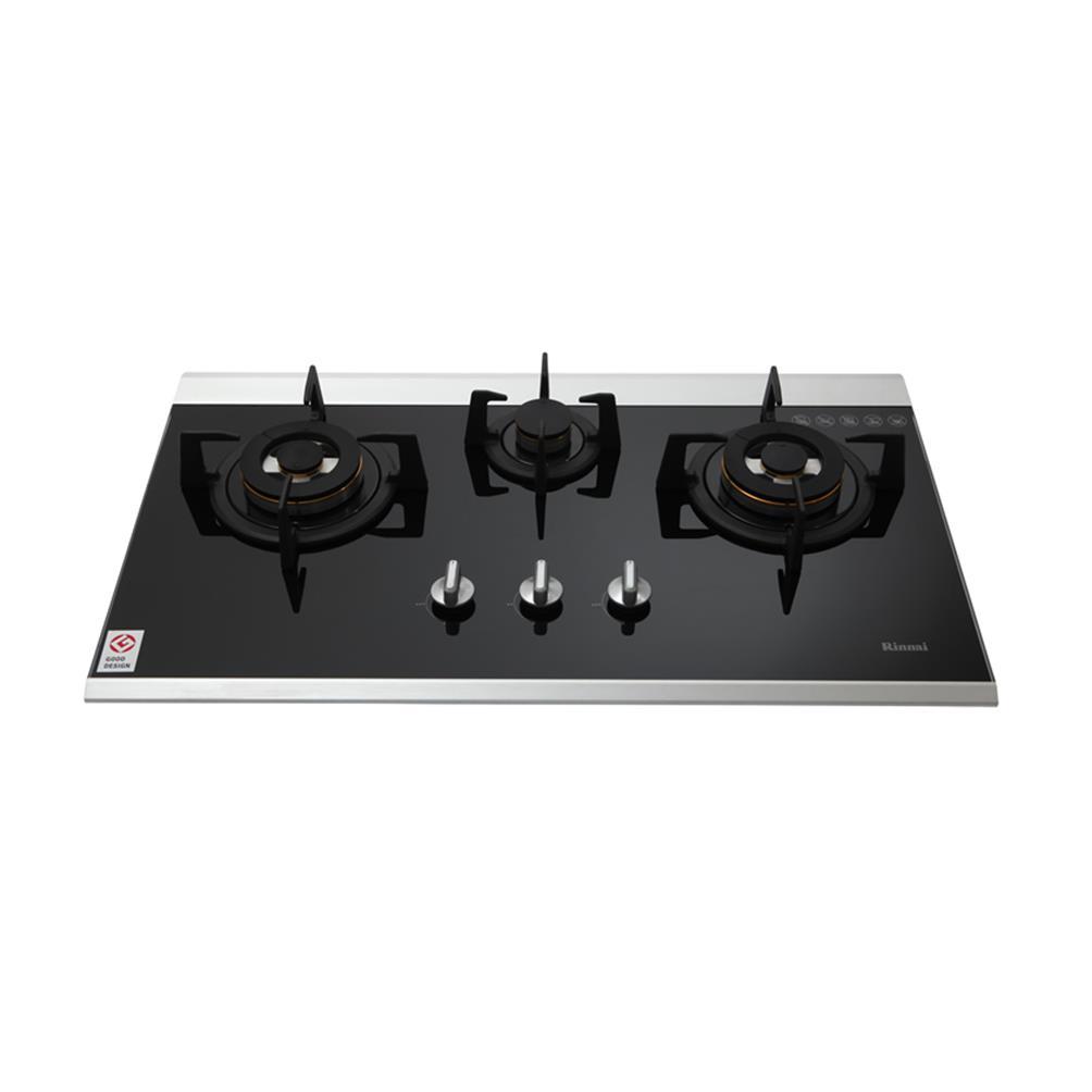 Rinnai Hob Kitchen ~ Rinnai rb d gbsm glass cooker hob bacera