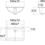 american-standard-0474-undermount-basin-specs