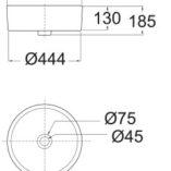 american-standard-f607-semi-recess-basin-specs
