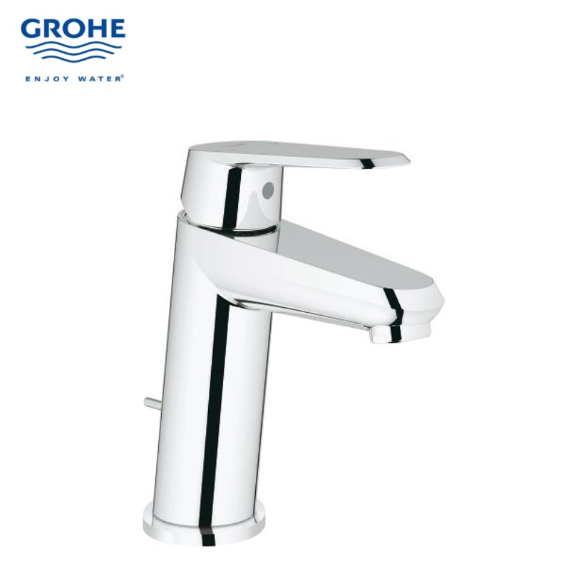 grohe gh23049002 eurodisc cosmopolitan basin mixer bacera. Black Bedroom Furniture Sets. Home Design Ideas