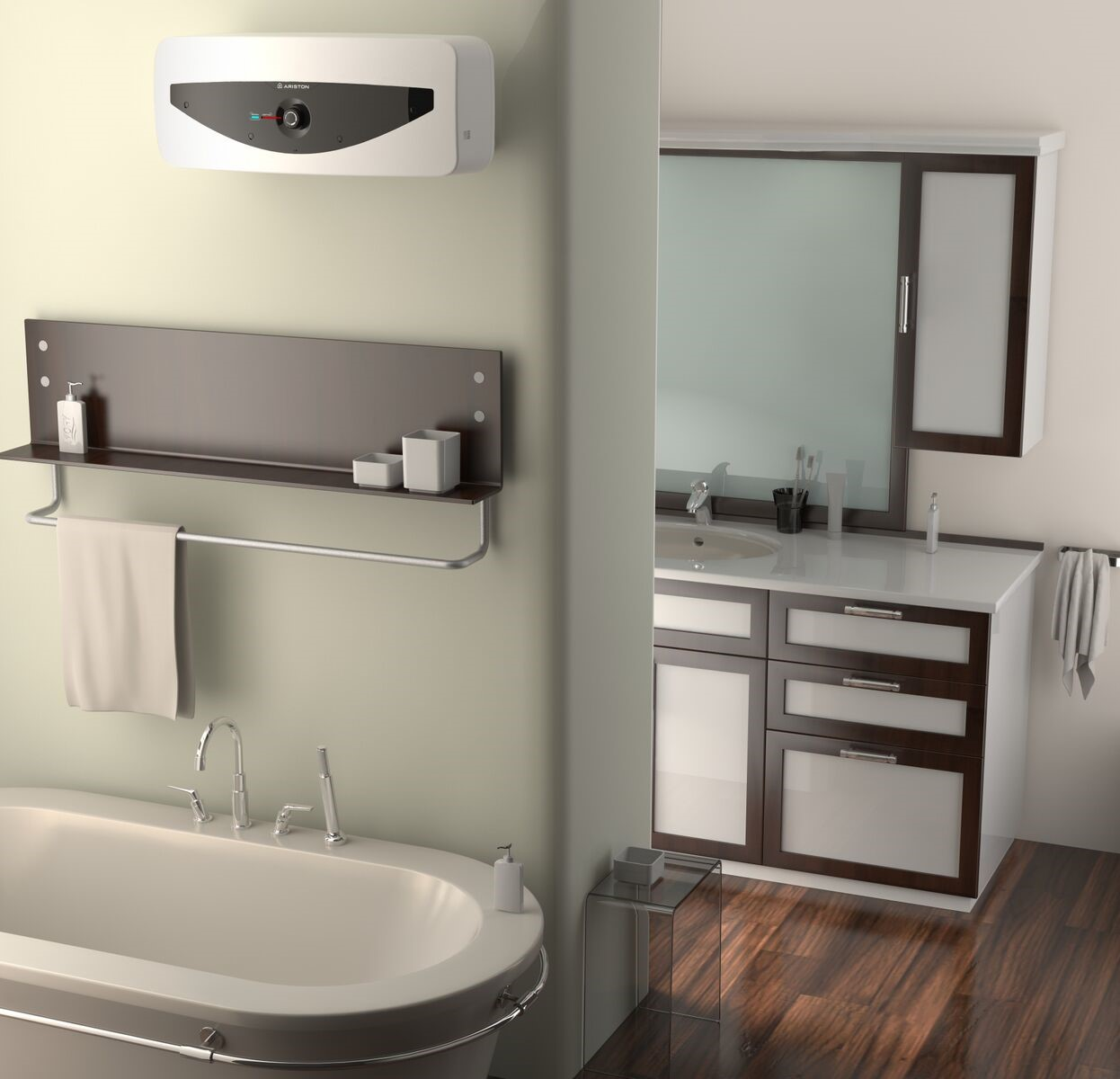 Ariston-Slim20-SL20-Storage-Water-Heater & Ariston-Slim20-SL20-Storage-Water-Heater | Bacera
