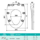 B6012-UF-Toilet-Seat-Cover-Specs