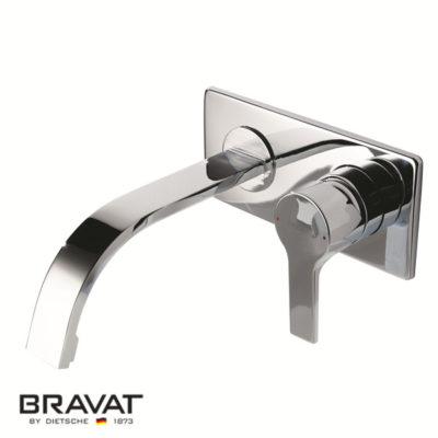 Bravat-F83379C-A-Concealed-Basin-Mixer